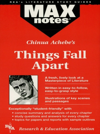 Things Fall Apart (MAXNotes Literature Guides) ebook by Sara O'Brien