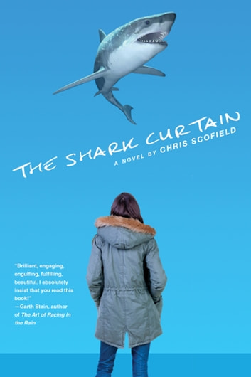 The Shark Curtain ebook by Chris Scofield
