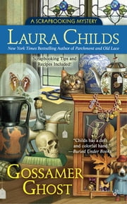 Gossamer Ghost ebook by Laura Childs