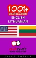 1001+ Exercises English - Lithuanian ebook by Gilad Soffer