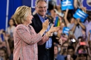 Clinton and Kaine ebook by Brenda Winters