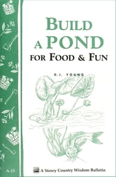 Build a Pond for Food & Fun - Storey's Country Wisdom Bulletin A-19 ebook by D. J. Young