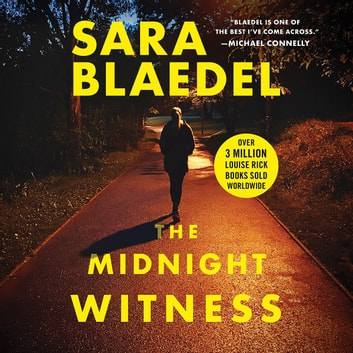 The Midnight Witness audiobook by Sara Blaedel