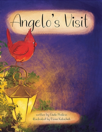 Angelo's Visit ebook by Cinda Pontious