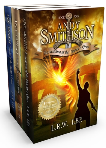 The Andy Smithson Series: Books 4, 5, and 6 (Young Adult Epic Fantasy Bundle) - (Andy Smithson Series Boxset) ebook by L. R. W. Lee