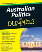 Australian Politics For Dummies ebook by Nick Economou,Zareh Ghazarian