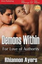 Demons Within ebook by Rhiannon Ayers