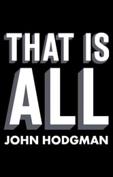 That is All ebook by John Hodgman