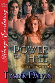 Power of Three ebook by Tymber Dalton