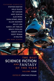 The Best Science Fiction and Fantasy of the Year Volume 4 ebook by Jonathan Strahan