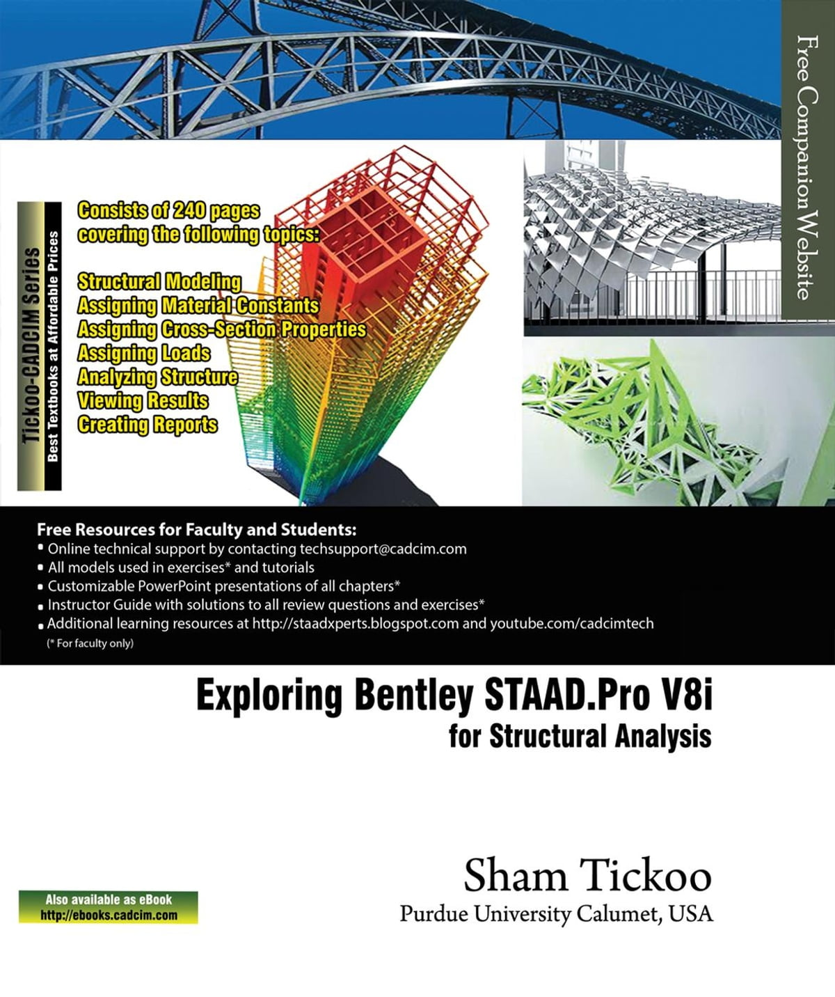 Exploring Bentley STAAD Pro V8i ebook by Prof Sham Tickoo - Rakuten Kobo