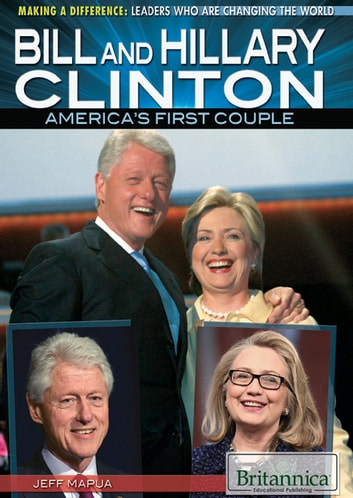 Bill and Hillary Clinton ebook by Jeff  Mapua