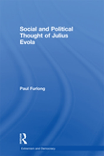 Social and political thought of julius evola ebook by paul furlong social and political thought of julius evola ebook by paul furlong fandeluxe Gallery
