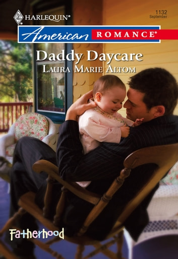 Daddy Daycare (Mills & Boon American Romance) ebook by Laura Marie Altom