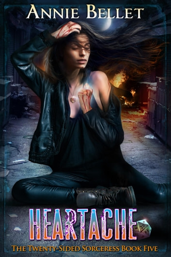 Heartache ebook by Annie Bellet