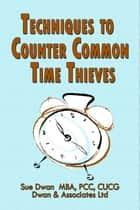 Techniques to Counter Common Time Thieves ebook by Sue Dwan
