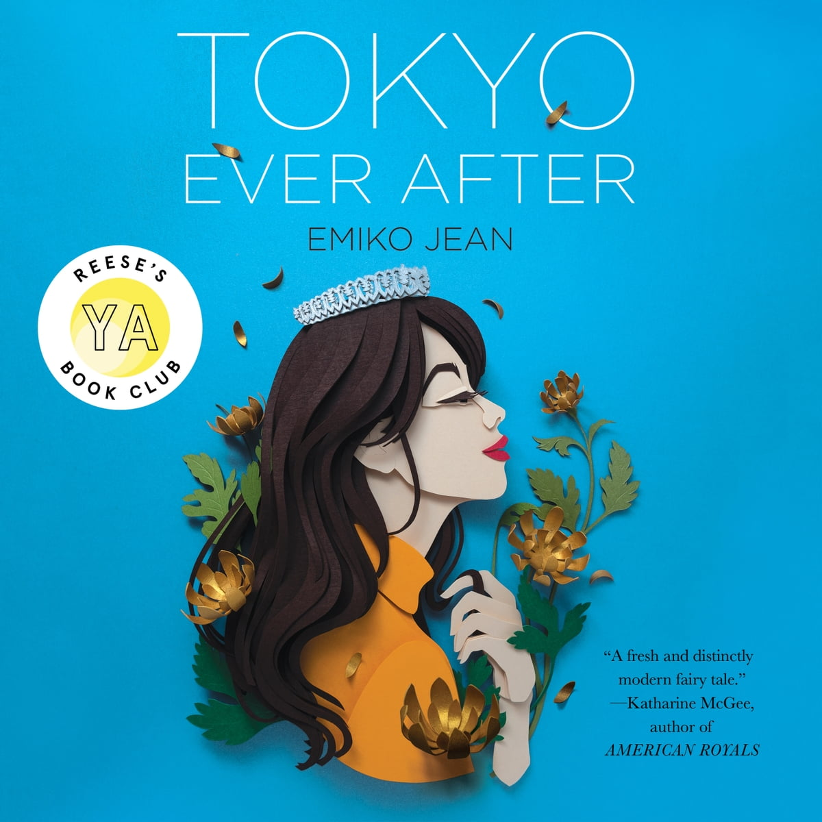 Tokyo Ever After Audiobook by Emiko Jean - 9781250804167