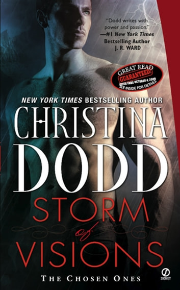 Storm of Visions - The Chosen Ones ebook by Christina Dodd