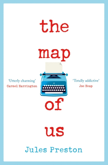 The Map of Us ebook by Jules Preston