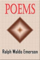 Poems ebook by Ralph Waldo Emerson