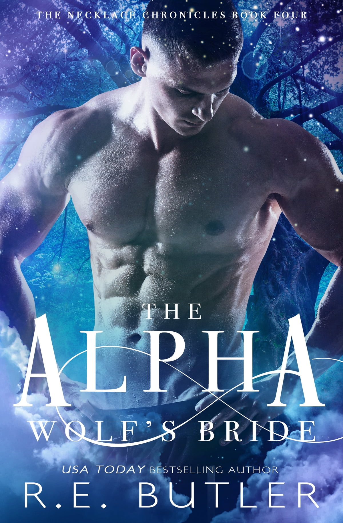 Alpha Blue Movie the alpha wolf's bride (the necklace chronicles book four) ebookr.e.  butler - rakuten kobo