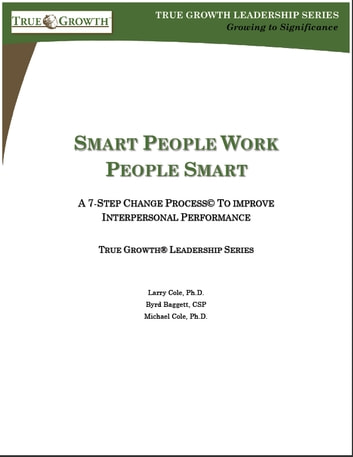 Smart People, Work People Smart ebook by Larry Cole, Ph.D.