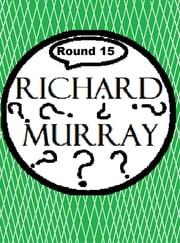 Richard Murray Thoughts Round 15 ebook by Richard Murray