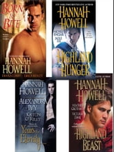 Born to Bite Bundle: Highland Beast, Yours For Eternity, Highland Hunger & Born to Bite ebook by Hannah Howell,Diana Cosby,Alexandra Ivy,Heather Grothaus,Michele Sinclair