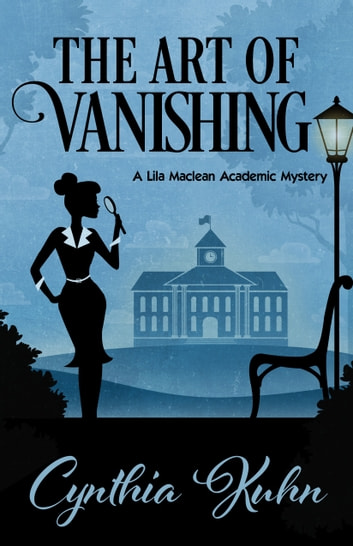 THE ART OF VANISHING ebook by Cynthia Kuhn