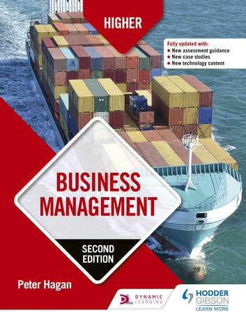 Higher Business Management: Second Edition ebook by Peter Hagan