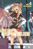 UQ Holder - Volume 4 ebook by Ken Akamatsu