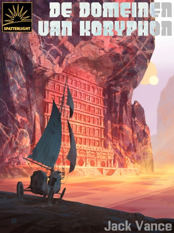 De domeinen van Koryphon ebook by Jack Vance
