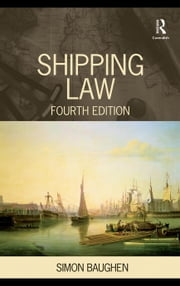 Shipping Law ebook by Baughen, Simon