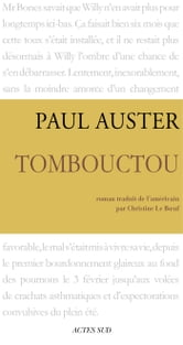 Tombouctou ebook by Paul Auster