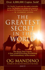 The Greatest Secret In The World ebook by Og Mandino
