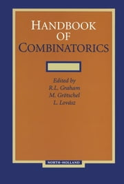 Handbook of Combinatorics ebook by Graham, R.L.