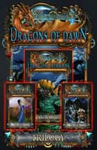 Dragons of Dawn - The World of Godsland, #1 ebook by Brian Rathbone, Morgen Rich, Jack McCarthy
