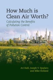 How Much Is Clean Air Worth? - Calculating the Benefits of Pollution Control ebook by Ari Rabl,Joseph V. Spadaro,Mike Holland