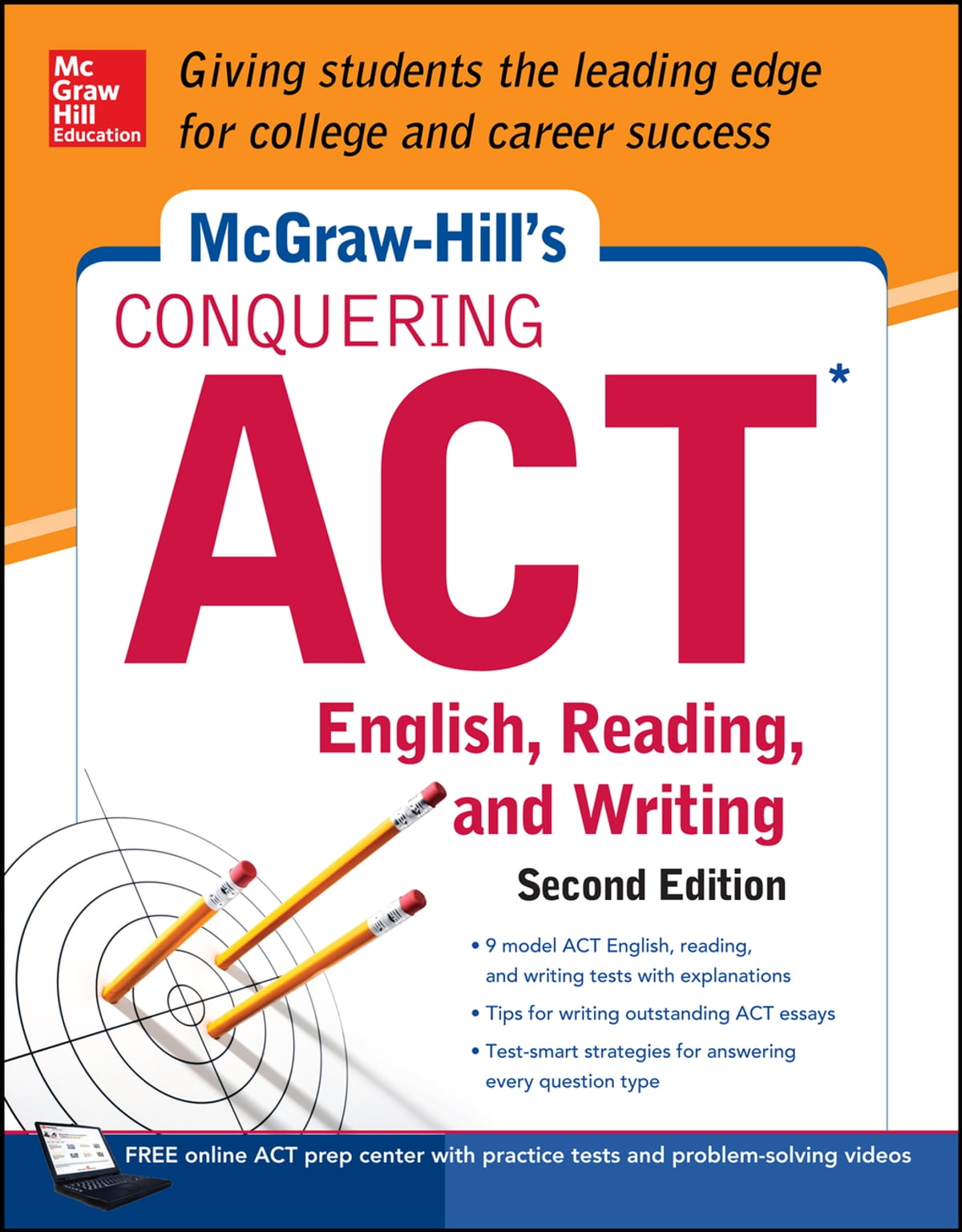McGraw-Hill's Conquering ACT English Reading and Writing, 2nd Edition ebook  by Steven W  Dulan - Rakuten Kobo