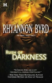 Rush of Darkness ebook by Rhyannon Byrd