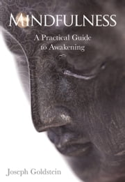 Mindfulness - A Practical Guide to Awakening ebook by Joseph Goldstein