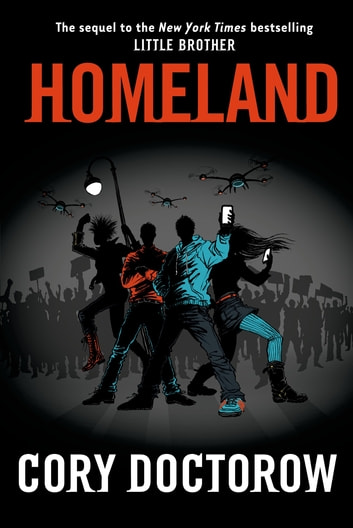 Homeland ebook by Cory Doctorow