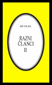 Razni članci II ebooks by Bô Yin Râ