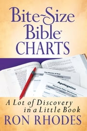Bite-Size Bible® Charts - A Lot of Discovery in a Little Book ebook by Ron Rhodes