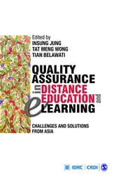 Quality Assurance in Distance Education and E-learning - Challenges and Solutions from Asia ebook by