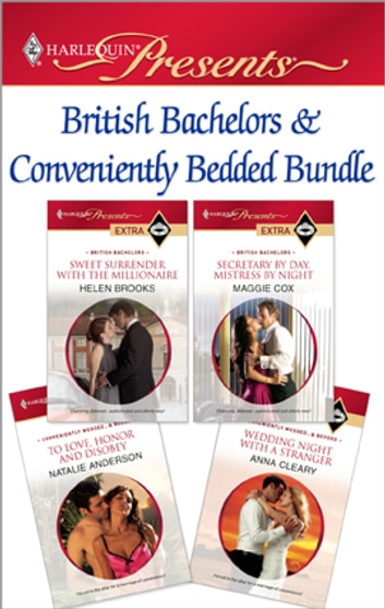 British Bachelors & Conveniently Bedded Bundle - An Anthology 電子書 by Helen Brooks,Maggie Cox,Natalie Anderson,Anna Cleary