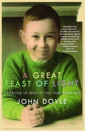 A Great Feast of Light - Growing Up Irish in the Television Age ebook by John Doyle