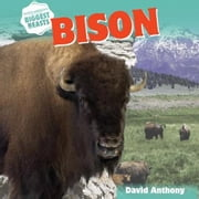 Bison ebook by Anthony, David
