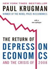 The Return of Depression Economics and the Crisis of 2008 ebook by Kobo.Web.Store.Products.Fields.ContributorFieldViewModel