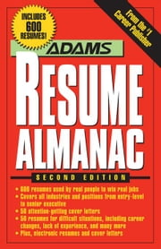 Adams Resume Almanac ebook by Wallace, Richard